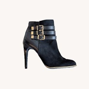 Sam & Libby Shoes - Buckled Bootie